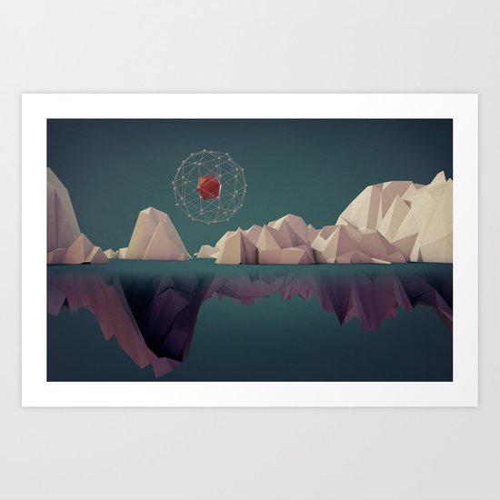 Fifty.nine Art Print