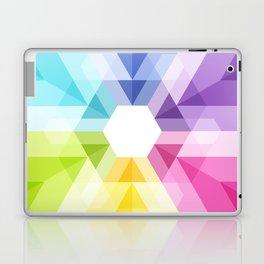 Fig. 025 Geometric shape Laptop & iPad Skin