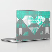 spires Laptop & iPad Skins featuring spires dymynd by Spires