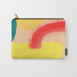 Abstract Figures Carry-All Pouch