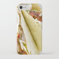 taco iPhone & iPod Cases featuring Taco  by Spotted Heart