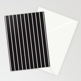 White Strips Stationery Cards