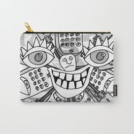 Zero Bars Carry-All Pouch