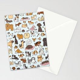 Doggy Doodle Stationery Cards