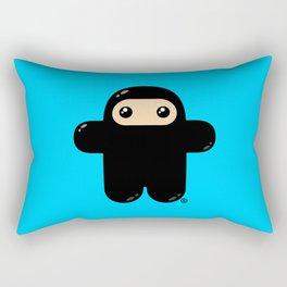Wee Ninja Rectangular Pillow