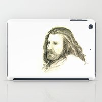 thorin iPad Cases featuring Thorin Oakenshield by Zalazny