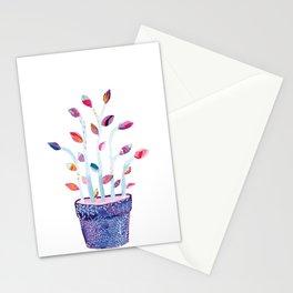 Houseplant 01 Stationery Cards