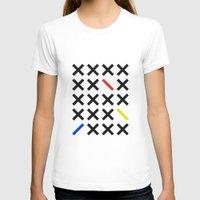 minimalism T-shirts featuring Minimalism 3 by Mareike Böhmer