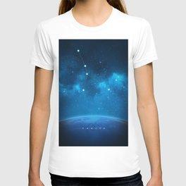 Cancer: Astrological Art T-shirt