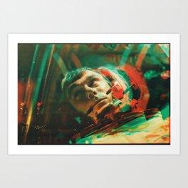 Project Apollo - 12 Art Print