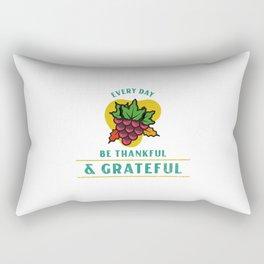Every Day Thanksgiving 2020 Rectangular Pillow
