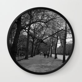 Walk to the Palace Wall Clock