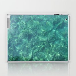 Ocean In Motion Laptop & iPad Skin