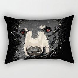 The Hidden Bear Rectangular Pillow