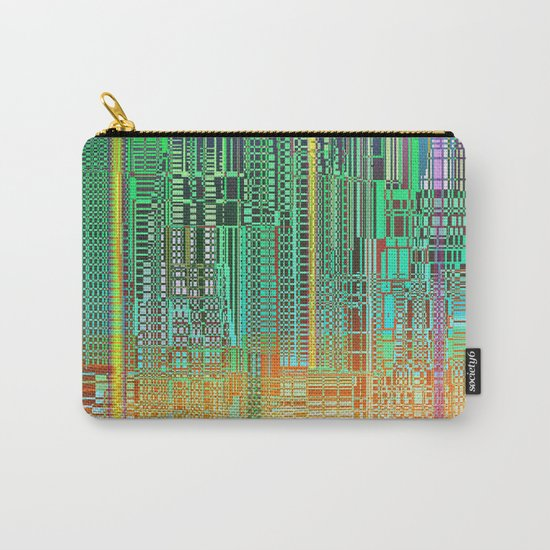 Atlante 19-06-16 / CITIES over CITIES Carry-All Pouch