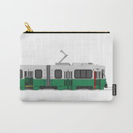 Boston Green Line Train Carry-All Pouch