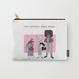 The Crystal Gems Show Carry-All Pouch
