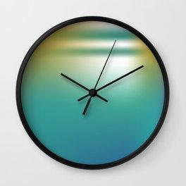 Intertidal 004 Wall Clock