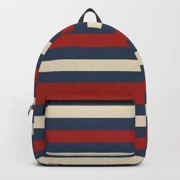 Primarily Horizontal Backpack
