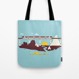 Magical Minimalism Tote Bag