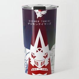 Matrix Dreamers | Digimon Tamers Travel Mug