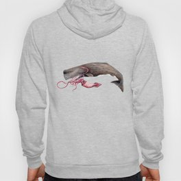 Epic battle between the sperm whale and the giant squid Hoody