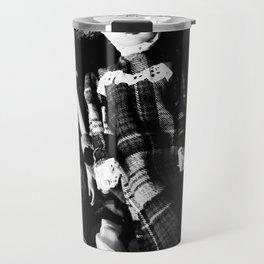 Thrift Shop Girls Travel Mug