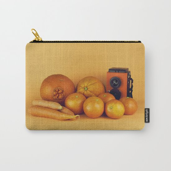 Orange carrots - still life Carry-All Pouch