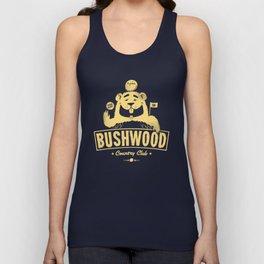 Bushwood (Light) Unisex Tank Top