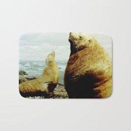 Sea Lion II Bath Mat