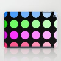gradient iPad Cases featuring Gradient by SnakeBees