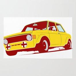 Fiat 128 Rug