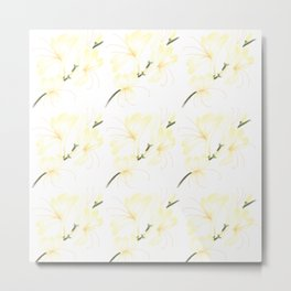 Honeysuckle Metal Print