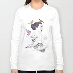 Princess Spike Long Sleeve T-shirt