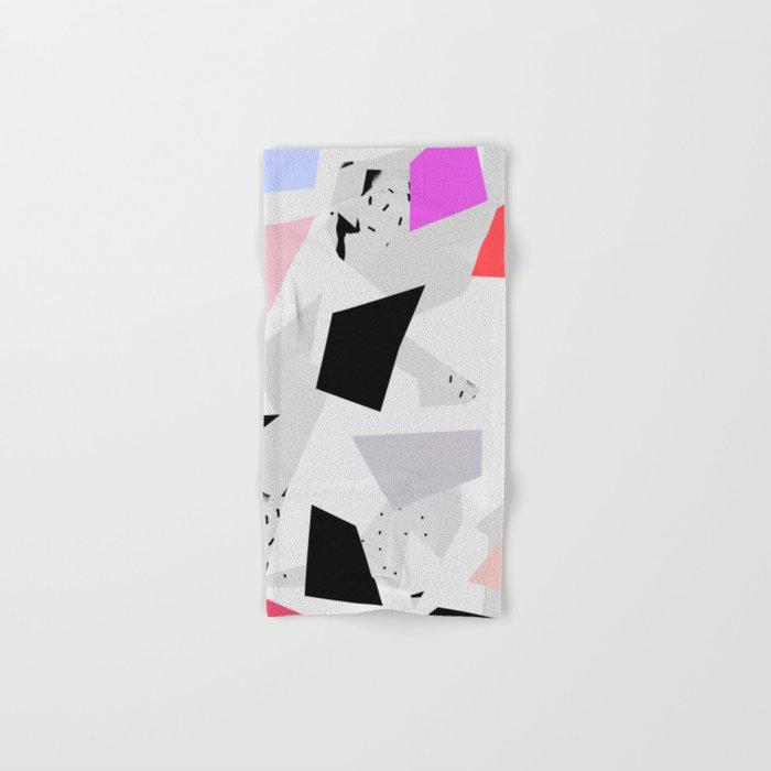 Pattern 017 Hand & Bath Towel