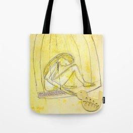 Satie Gymnopédie 1 lent et douloureux Tote Bag