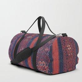 Yüncü Cuval  Antique Turkish Balikesir Tribal Bag Duffle Bag