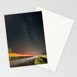 Road to Milky Way Stationery Cards