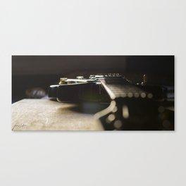 Les Paul 4 Canvas Print