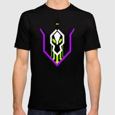 Rubick  MEDIUM Mens Fitted Tee Black