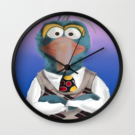 Gonzo Wall Clock