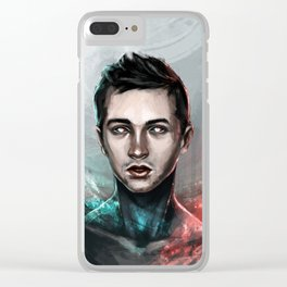 Blurryface Clear iPhone Case