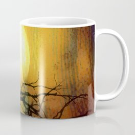 Raven's Moon-Barbara Chichester Coffee Mug