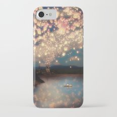 Love Wish Lanterns iPhone 7 Slim Case