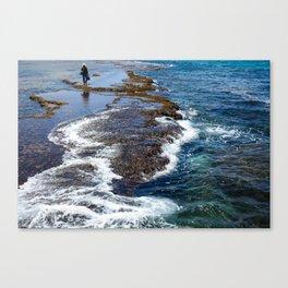 Sdot Yam beach Canvas Print