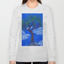 REALLY Blue Bonsai Long Sleeve T-shirt