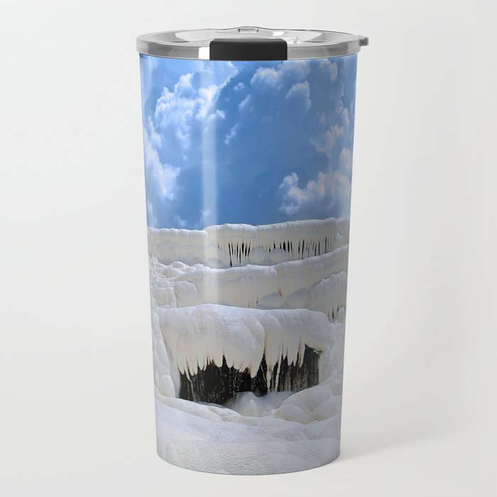 Pamukkale, Turkey Travel Mug