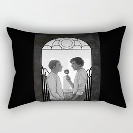 The Skull Rectangular Pillow