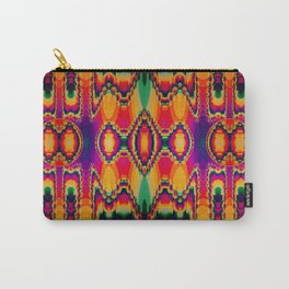 The sunny side of life abstract Carry-All Pouch