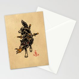 Rd.wolf Stationery Cards